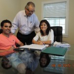 Miami-Home-Loan-Reviewing-Documents